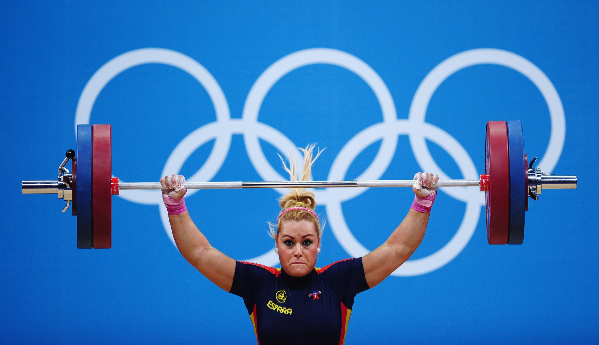 Weightlifting's athlete quota has been cut for Paris 2024 ©Getty Images