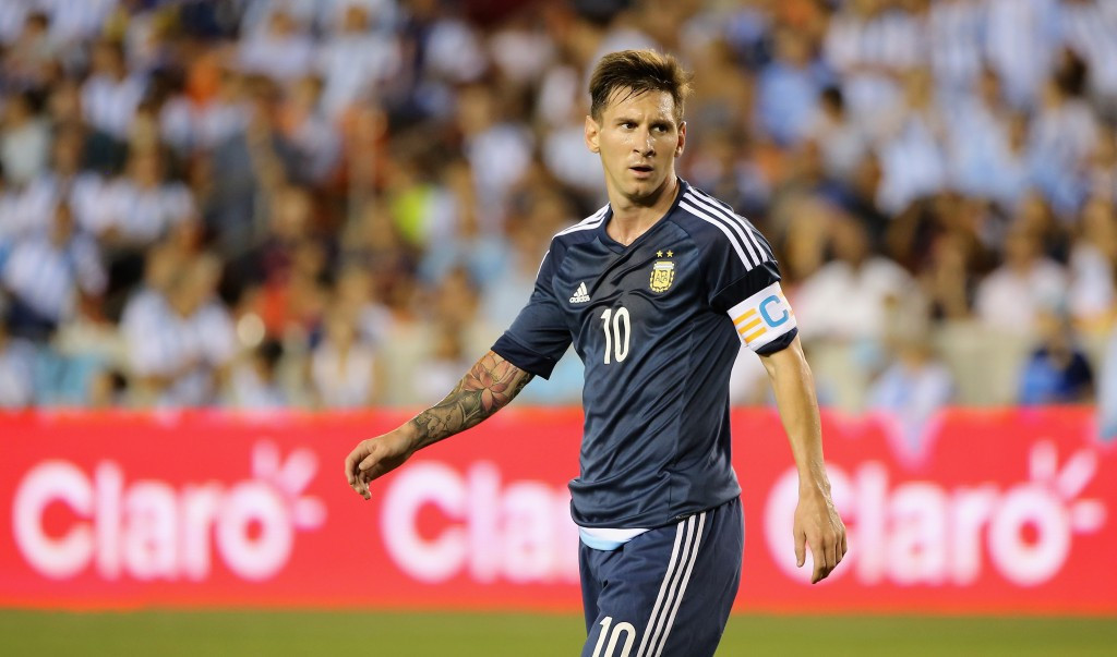 Argentina star Lionel Messi will not represent his nation at the Rio 2016 Olympic Games ©Getty Images