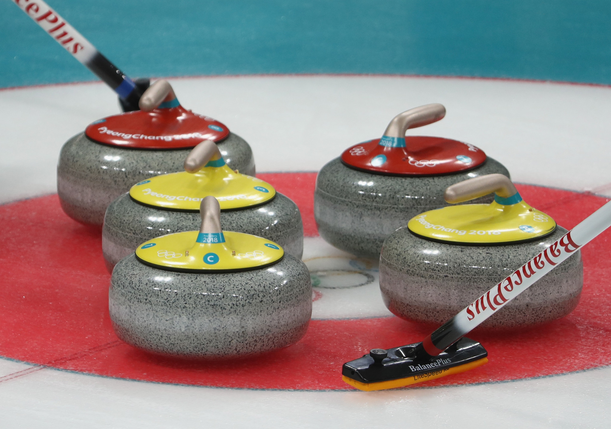 WCF name New Holland as presenting sponsor of World Men's Curling Championship
