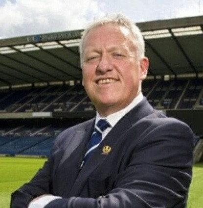 Crozier expresses high hopes for Netball Scotland after being named chair