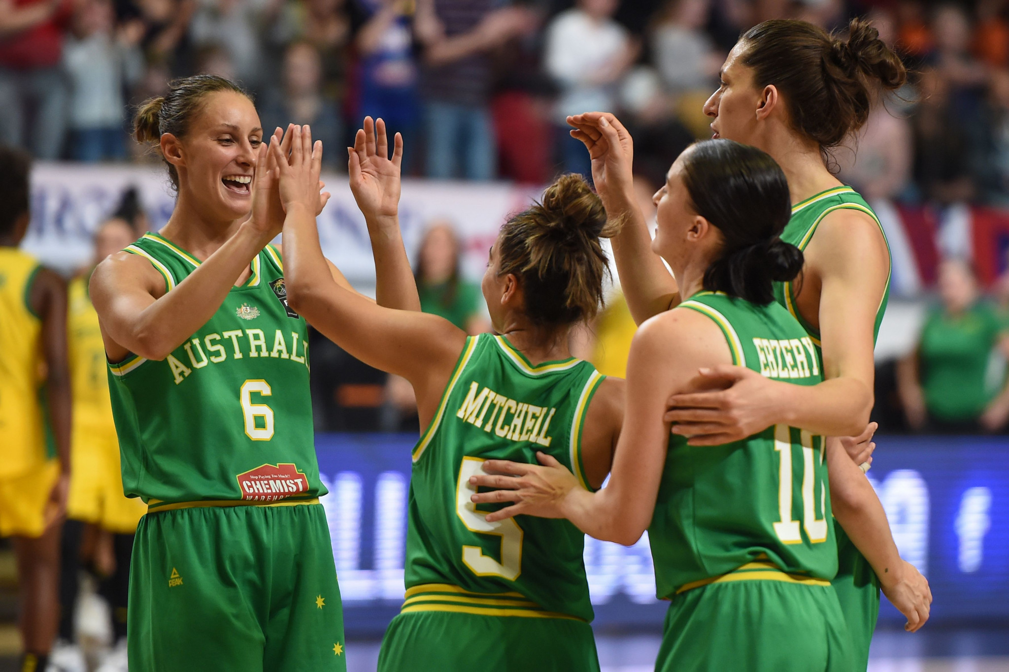Australian women's basketball team to attend training camp to prepare for Tokyo 2020