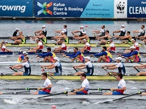 World Rowing and Eurovision Sport renew partnership until 2024