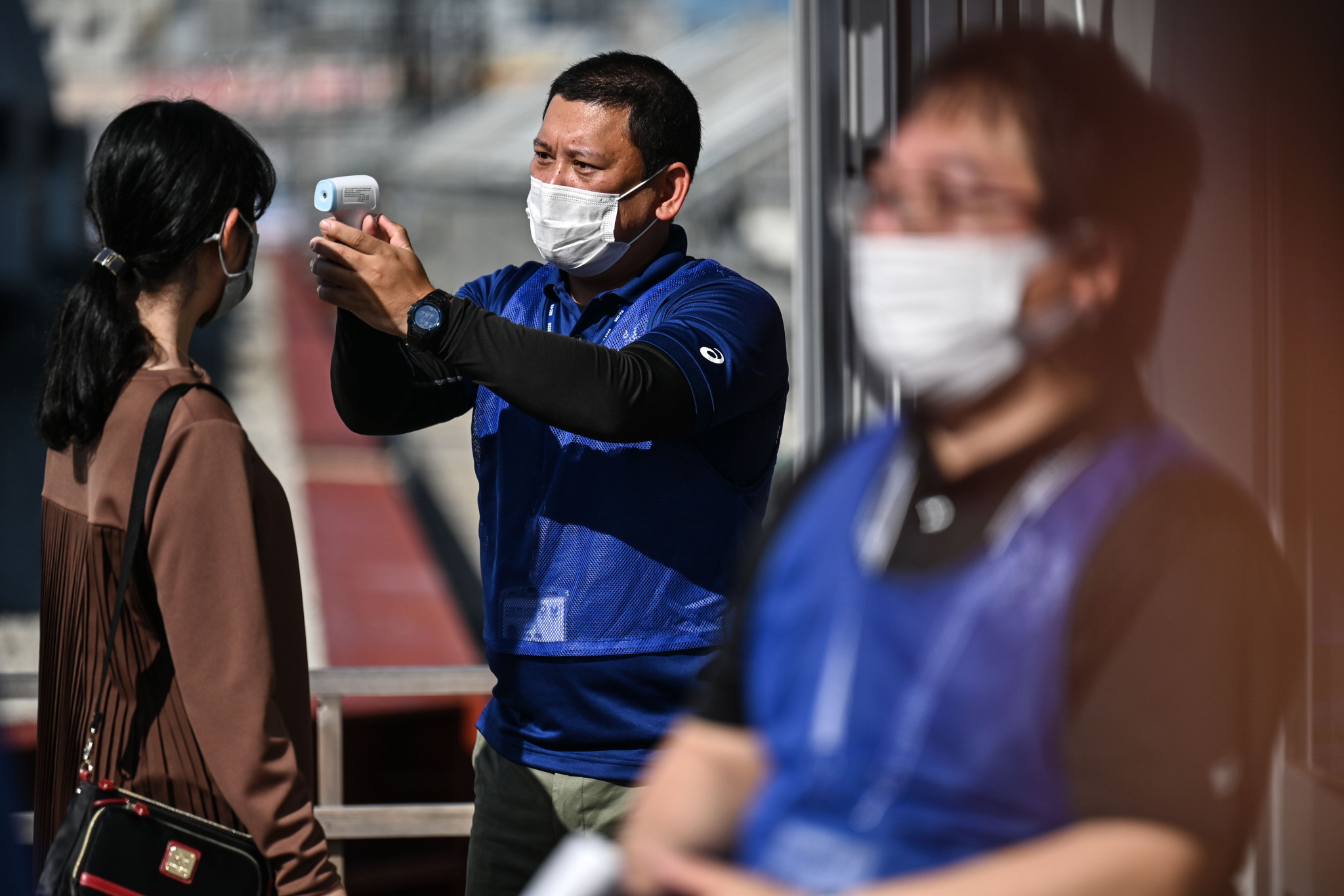Japan to launch health monitoring centre to track visitors during Tokyo 2020
