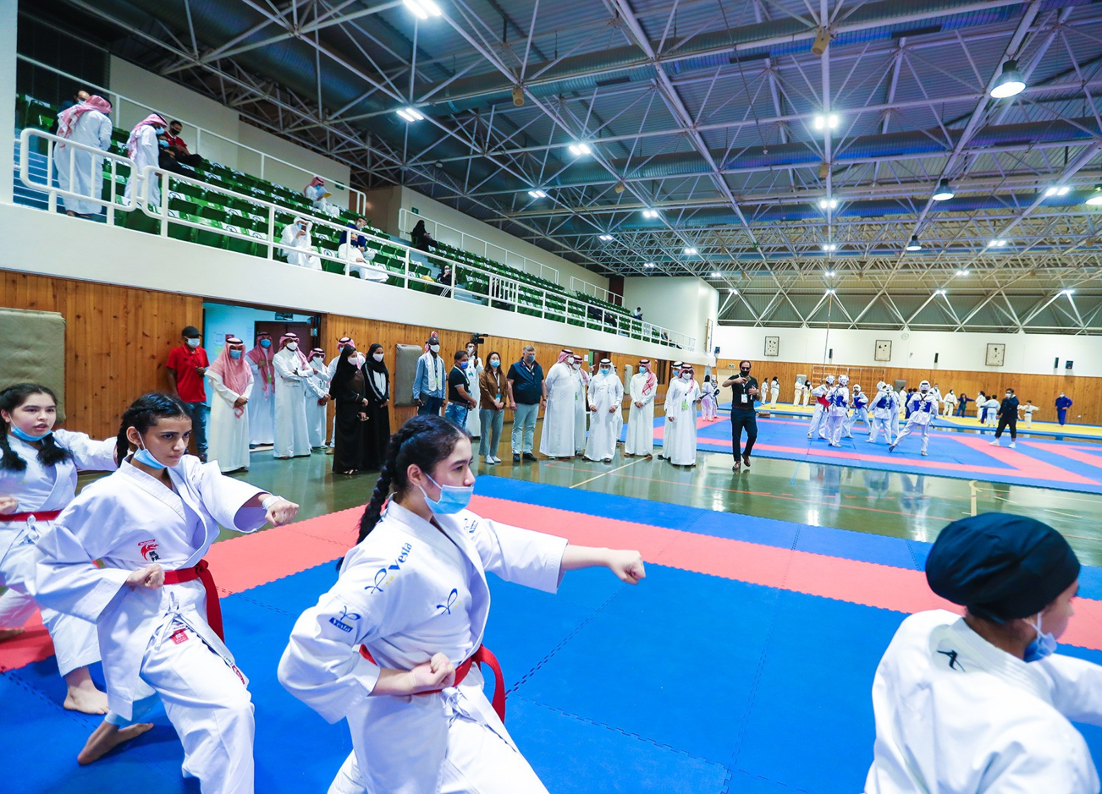 Athletes' academy to be created as part of Riyadh's plans for 2030 Asian Games
