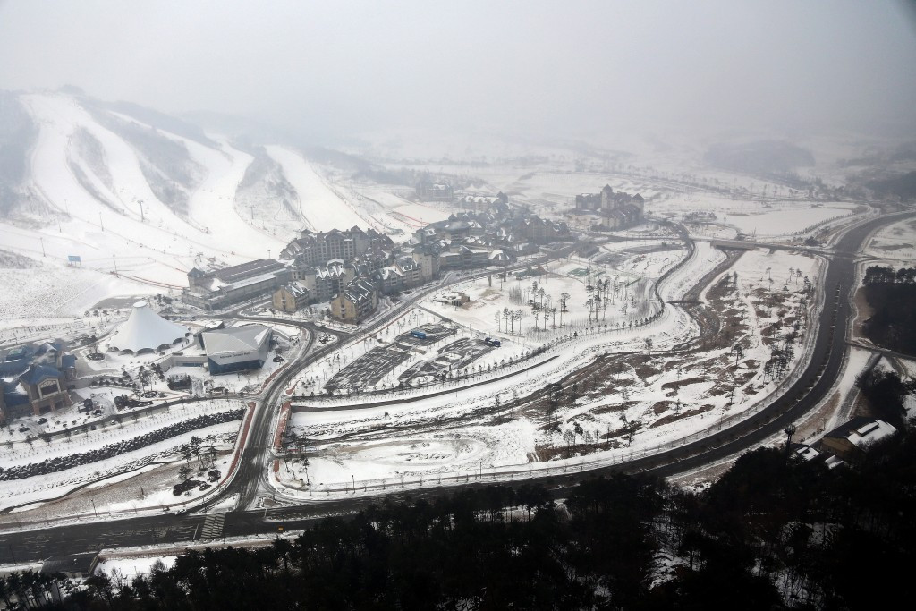 Gangwon Province, where Pyeongchang 2018 is located, claim they have already begun monitoring businesses linked to the Winter Olympics and Paralympics to ensure the event is corruption free ©Getty Images