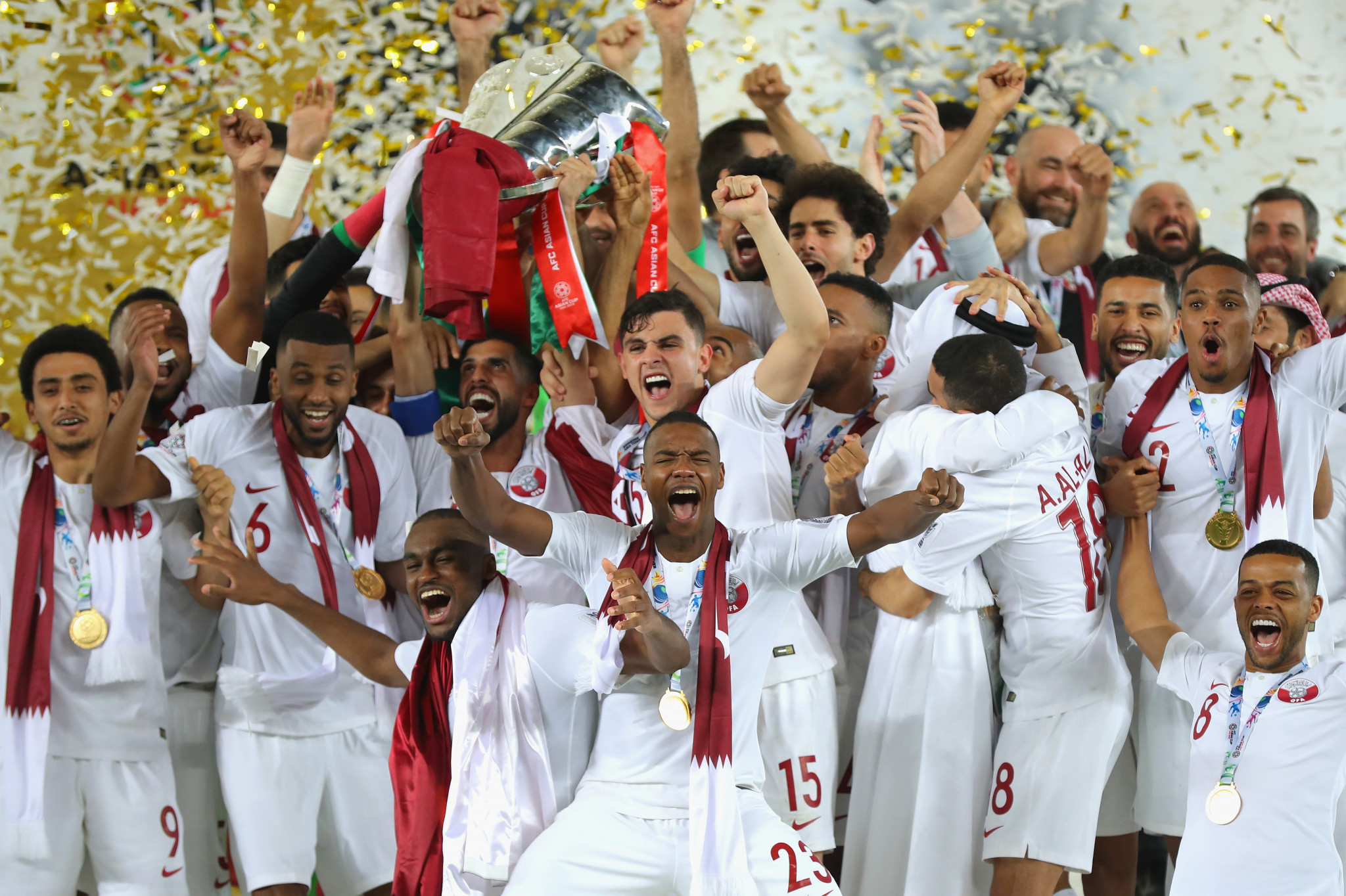 Qatar to play in mock European qualifiers ahead of 2022 FIFA World Cup