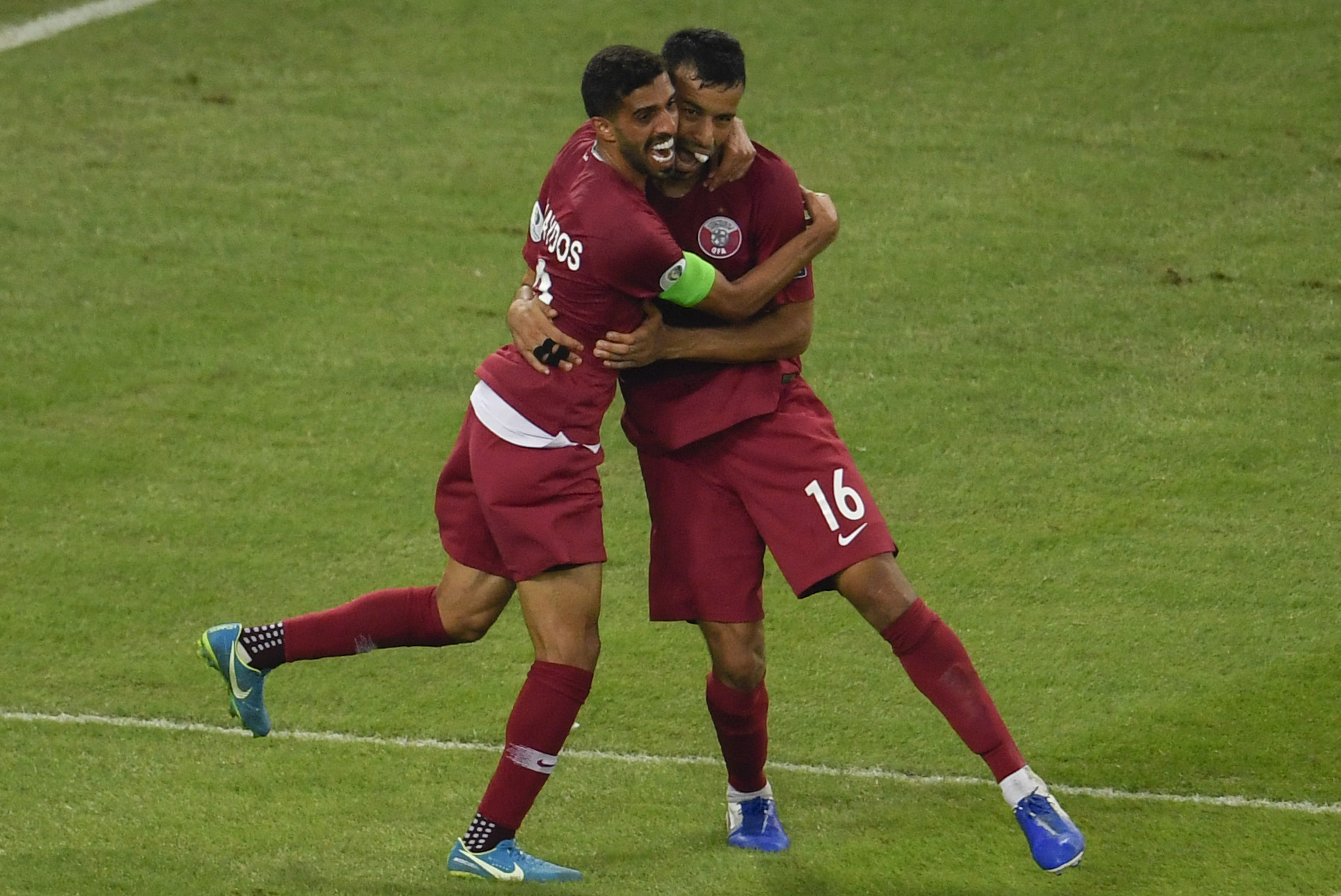 Qatar will come up against European champions Portugal in preparation for the 2022 World Cup ©Getty Images