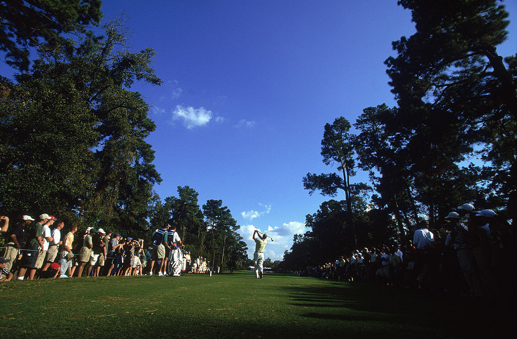 Champions Golf Club is set to play host to the Women's US Open ©Getty Images