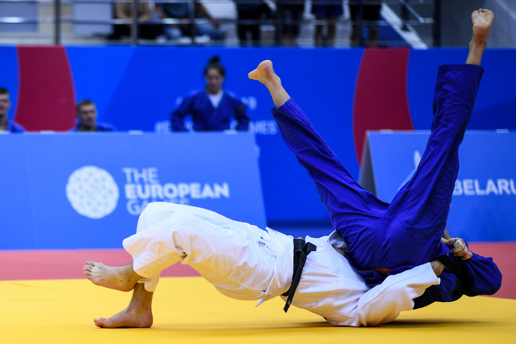 Judo is among the sports organisers plan to stage in Krynica-Zdrój ©Getty Images