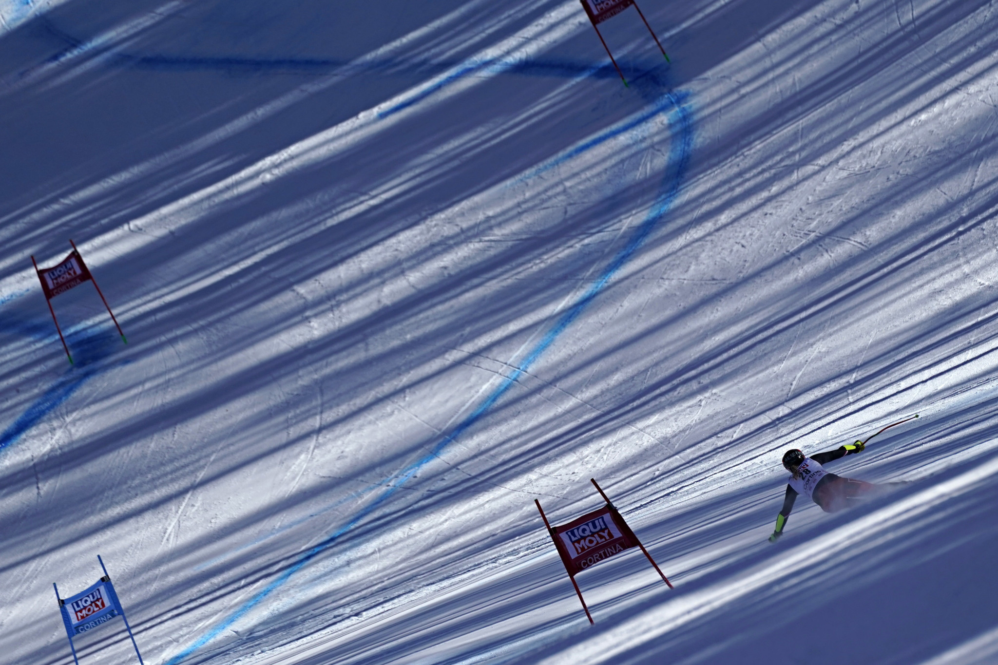 Organiser says Alpine World Ski Championships can aid preparations for Milan Cortina 2026