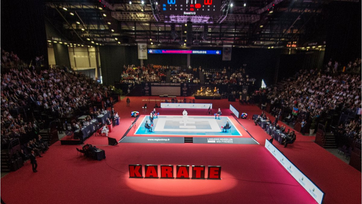 Croatia to hold 2021 European Karate Championships after Swedish withdrawal