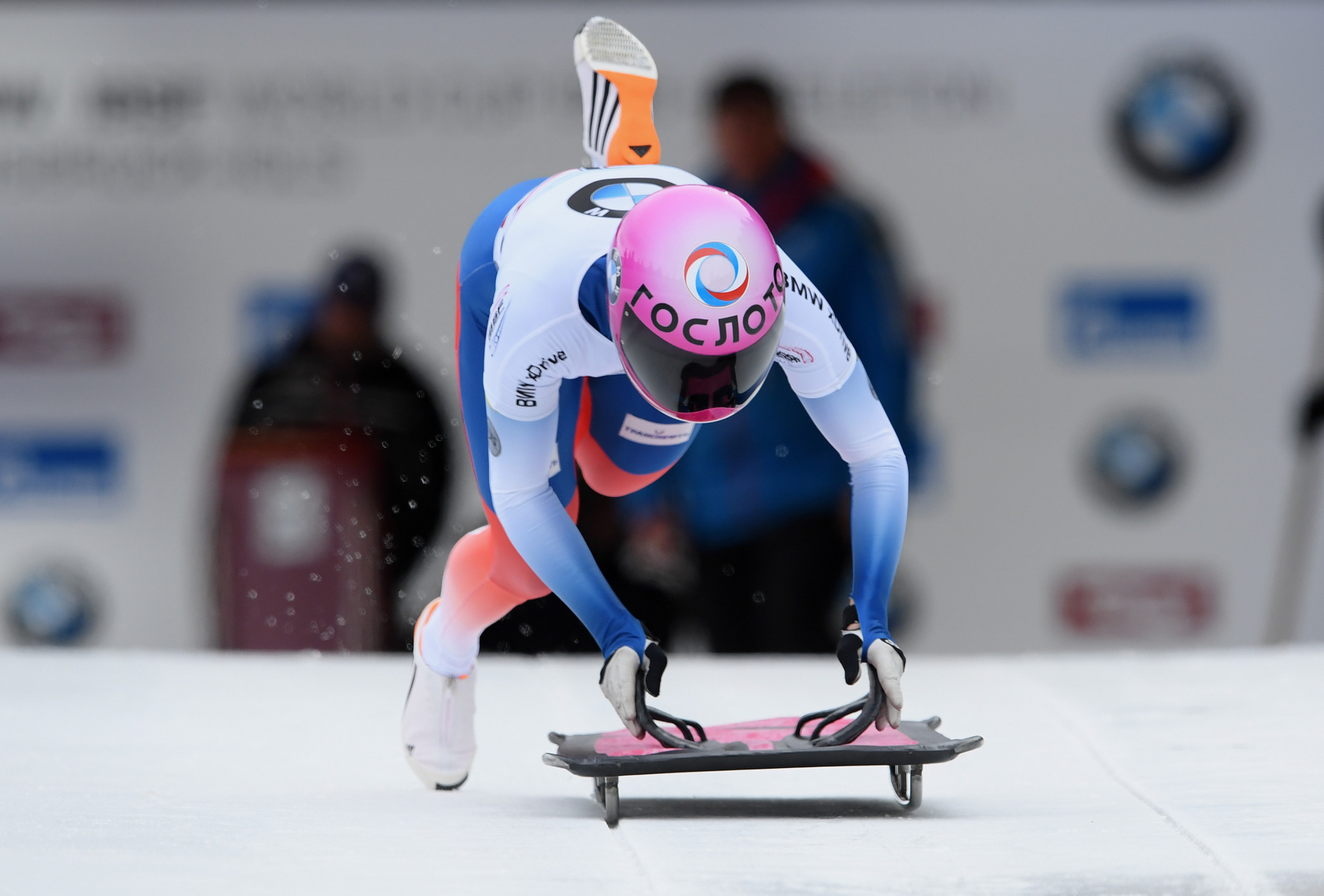 Russian skeleton team get coronavirus all-clear for IBSF World Cup in Austria