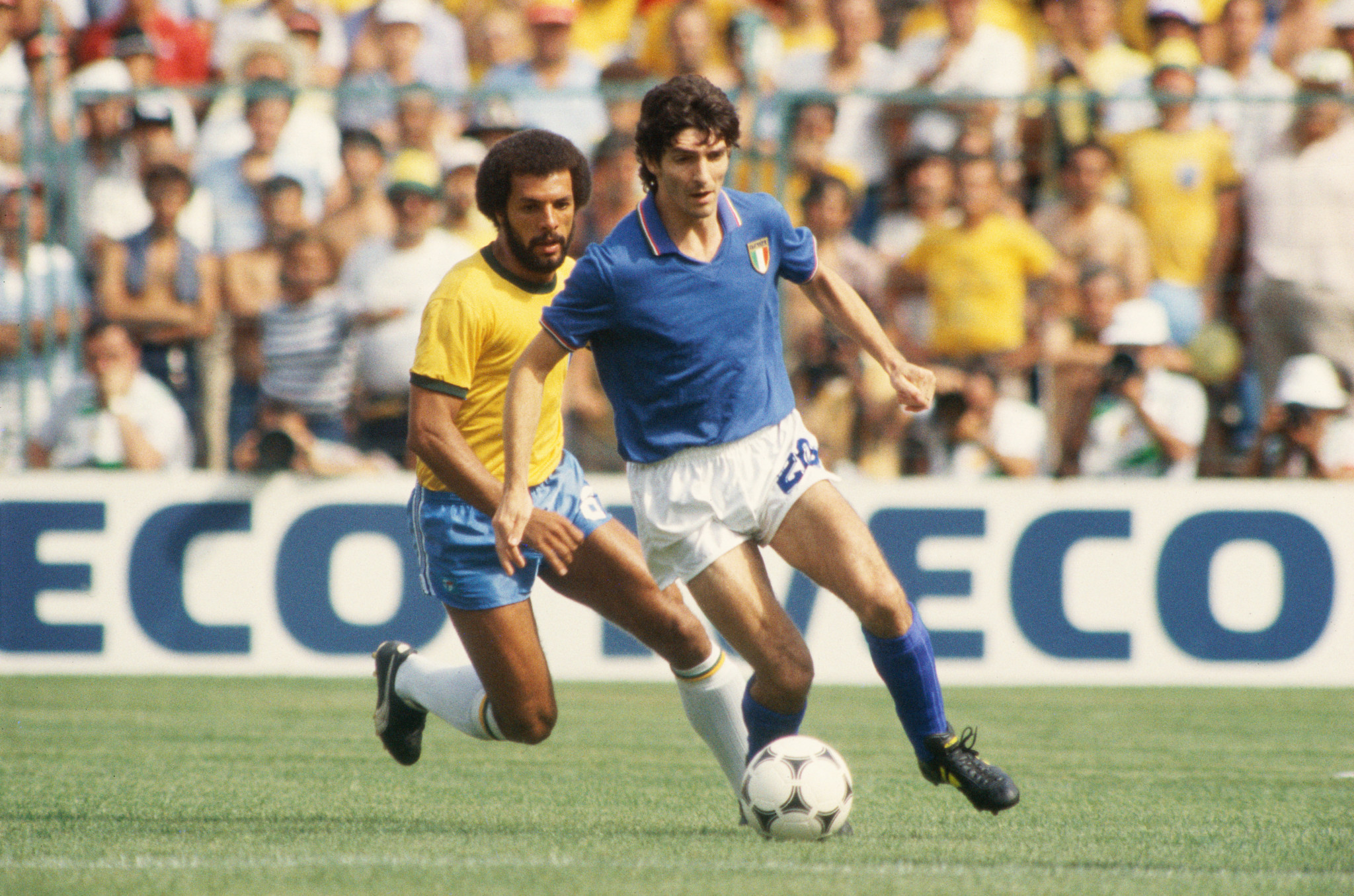 Italy's 1982 World Cup talisman Rossi dies aged 64