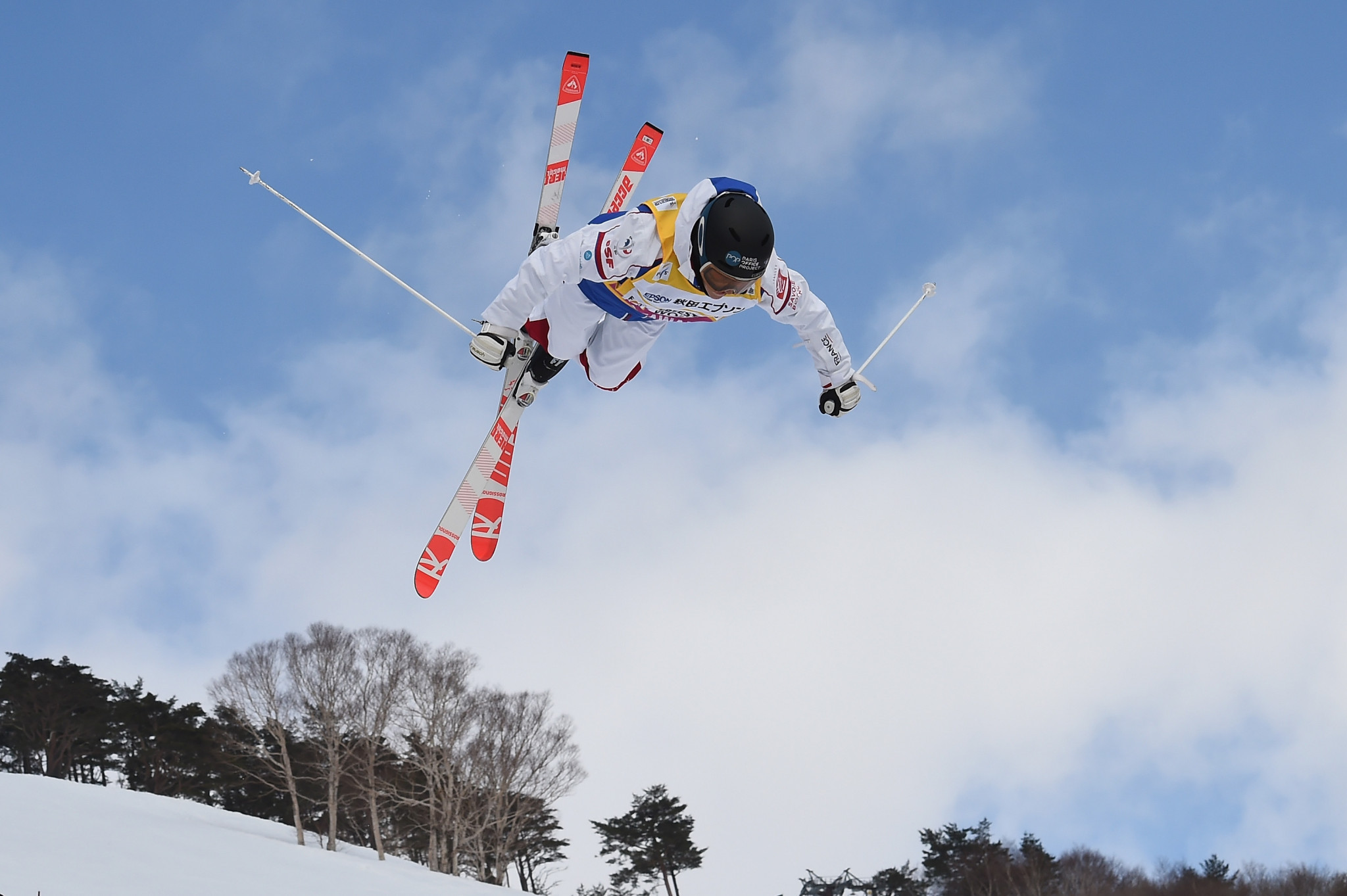 Laffont and Reikherd top qualification at FIS Moguls World Cup in Idre Fjall