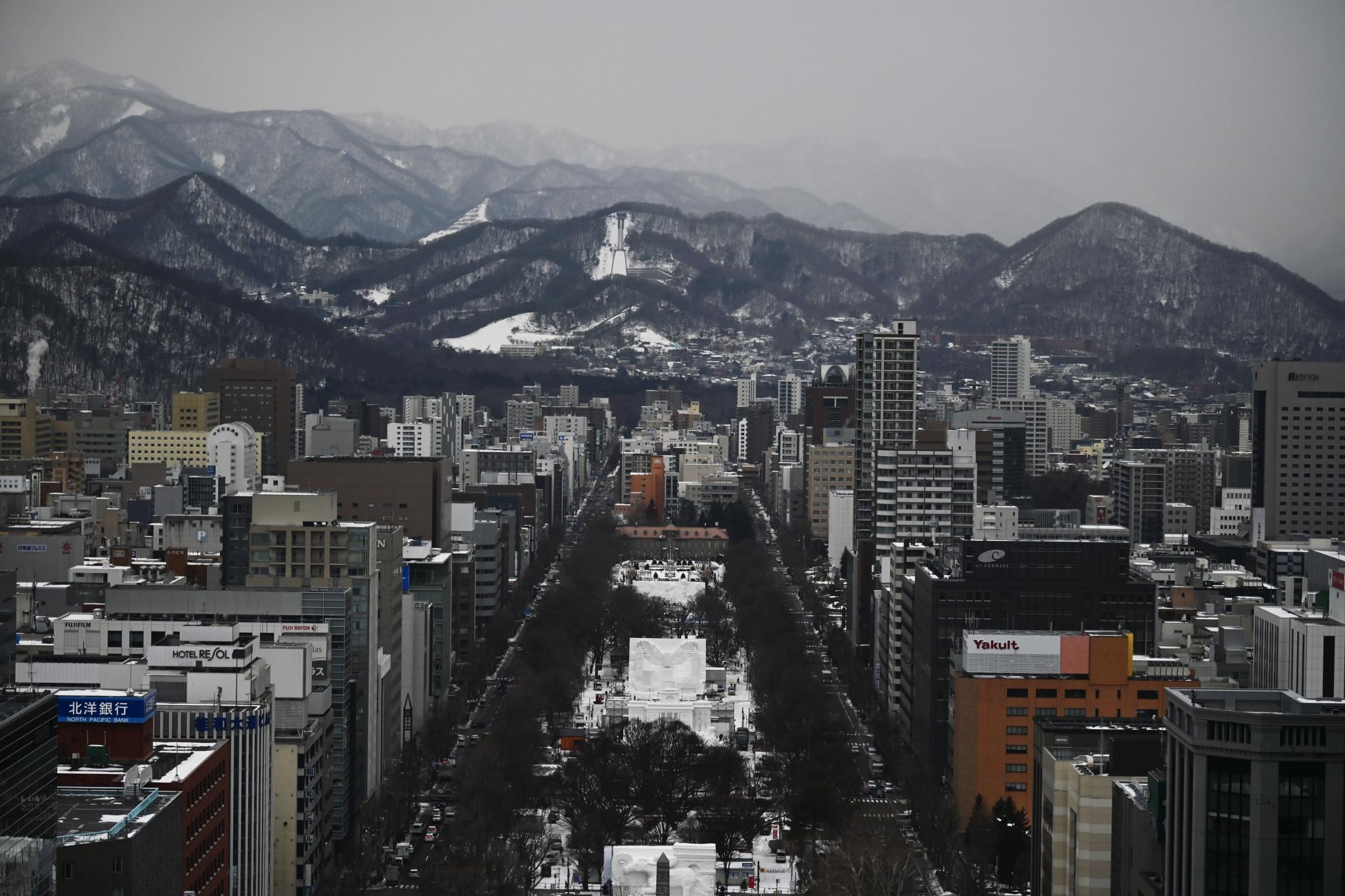 Tokyo 2020 marathon test event in Sapporo scheduled for May