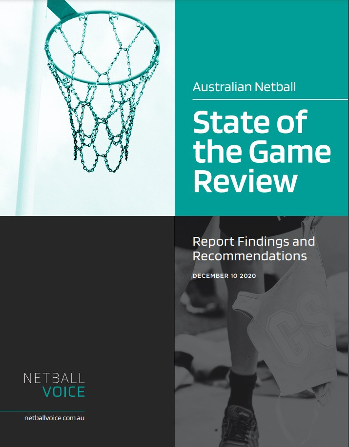 """Netball Australia's governance """"outdated"""", independent review claims"""