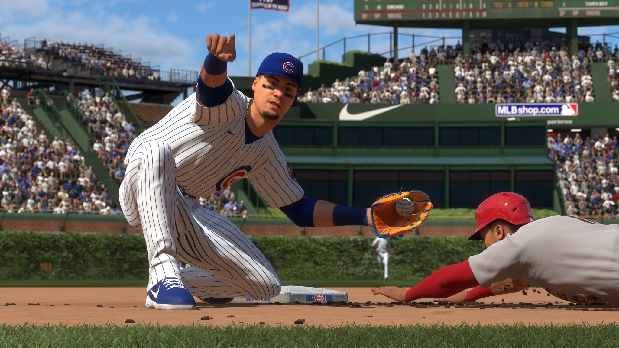 Baseball5 and esports have been adopted as disciplines of baseball and softball ©Twitter/MLBTheShow