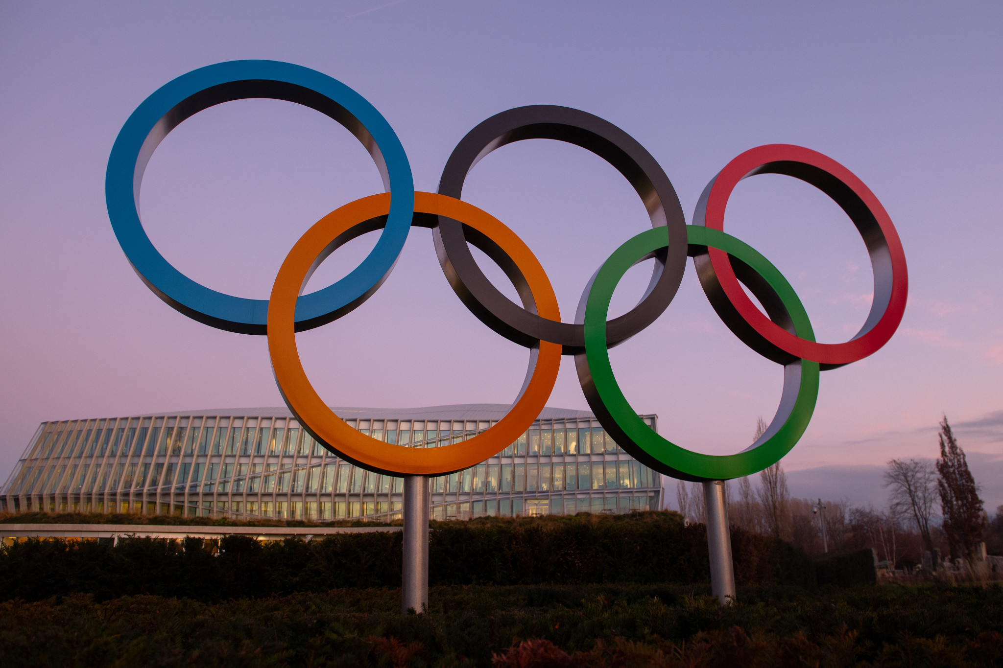 The ninth Olympic Summit was staged remotely today ©Getty Images