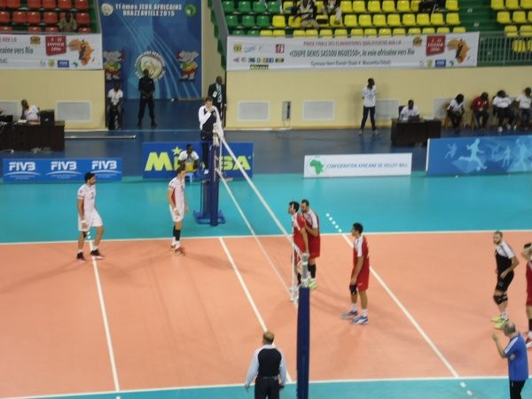 Egypt clinch Rio 2016 spot after winning Men's African Olympic Volleyball Qualification tournament