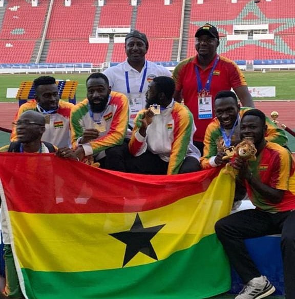 Ghana has big medal ambitions for 2023 African Games