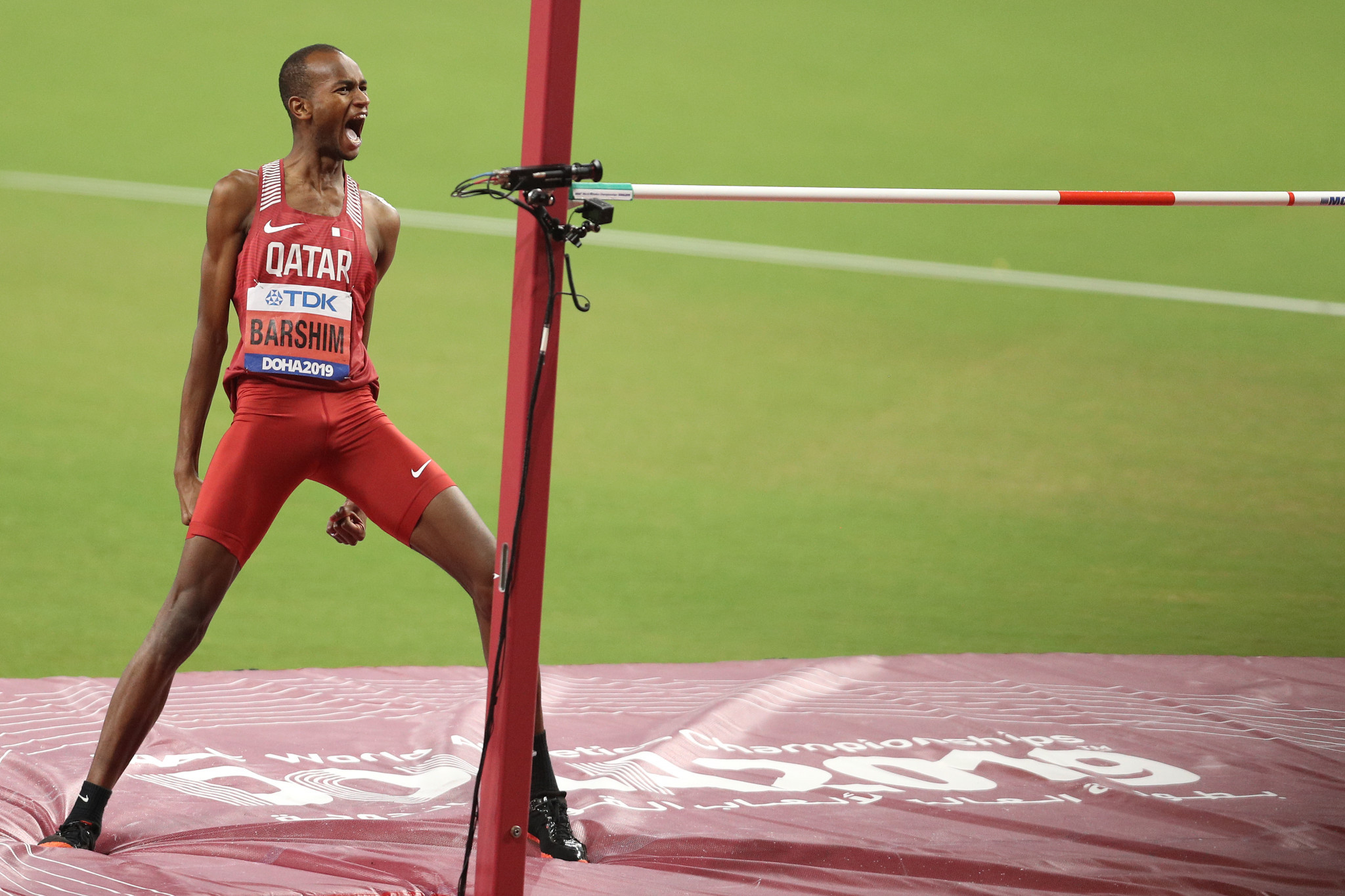 Two-time high jump world champion Barshim among athletes to back Doha 2030 Asian Games bid
