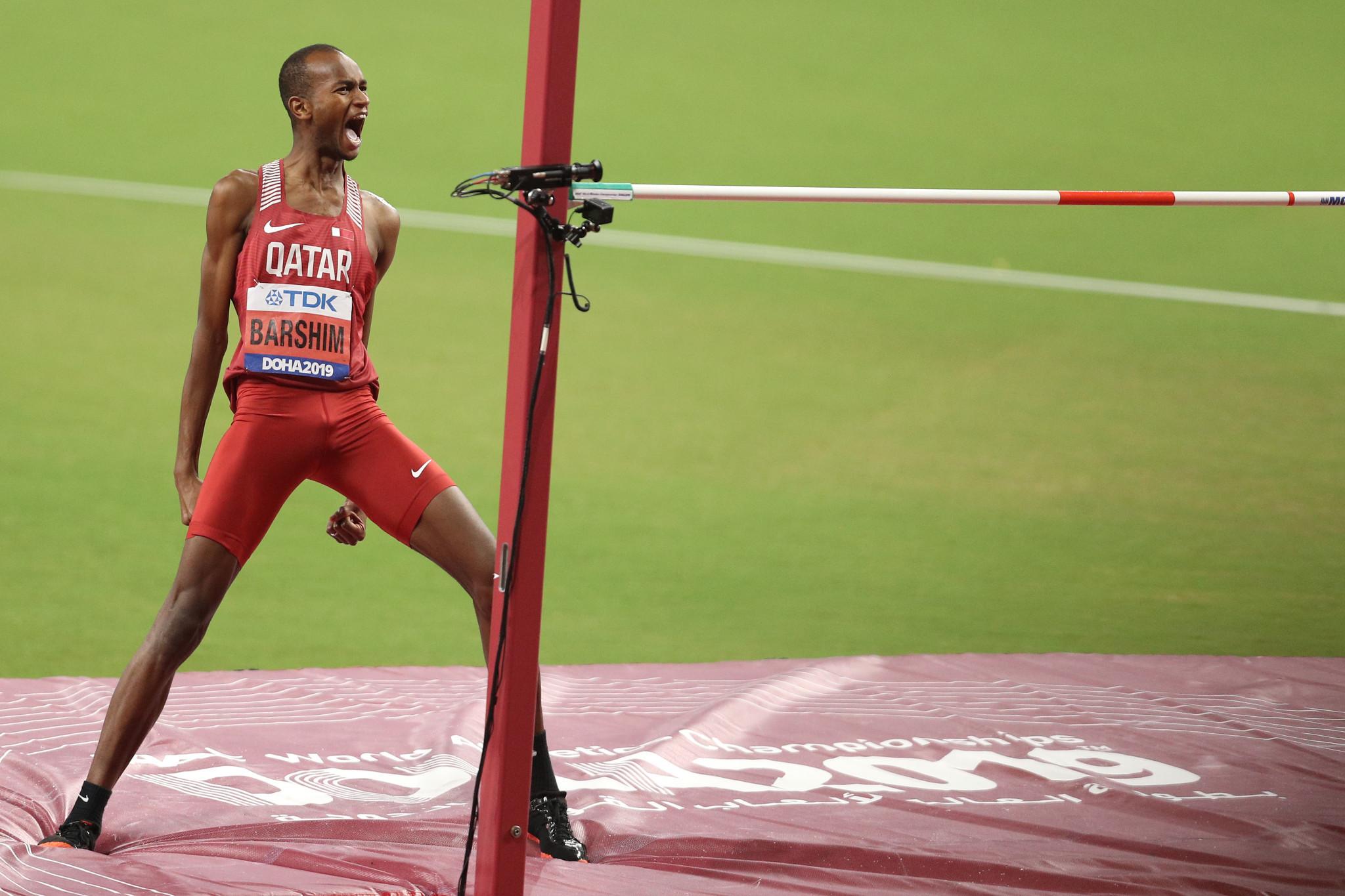Two-time high jump world champion Barshim among athletes to back Doha 2030 Asian Games bid