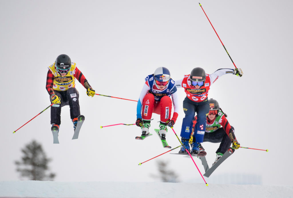 Overall champion Näslund to miss opening events of Ski Cross World Cup season due to injury