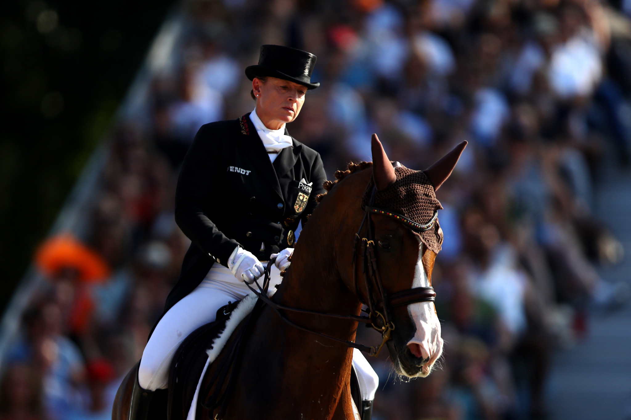 Six-time Olympic champion Werth elected Club of International Dressage Riders chair