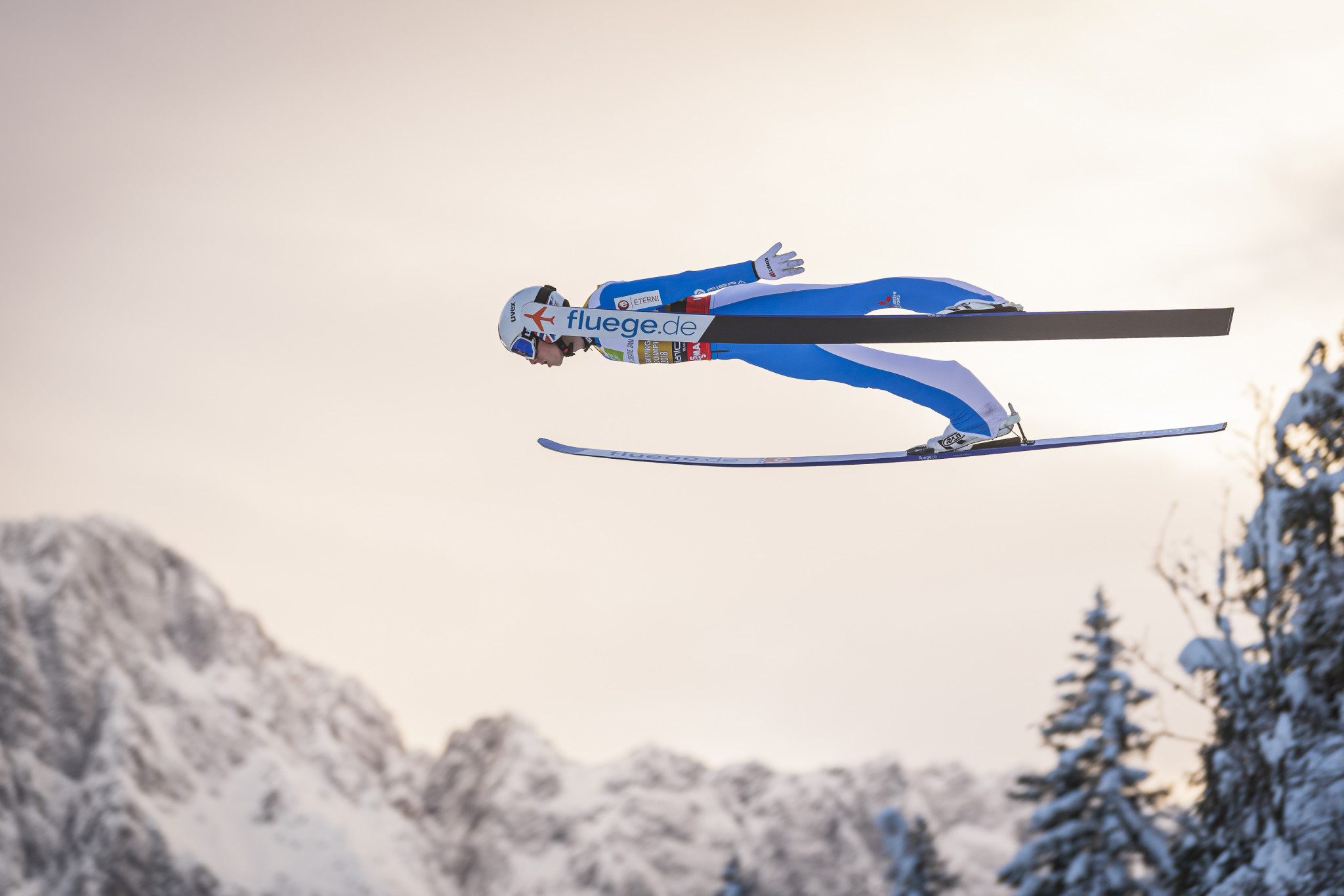 Norway edge Germany to win team title at FIS Ski Flying World Championships