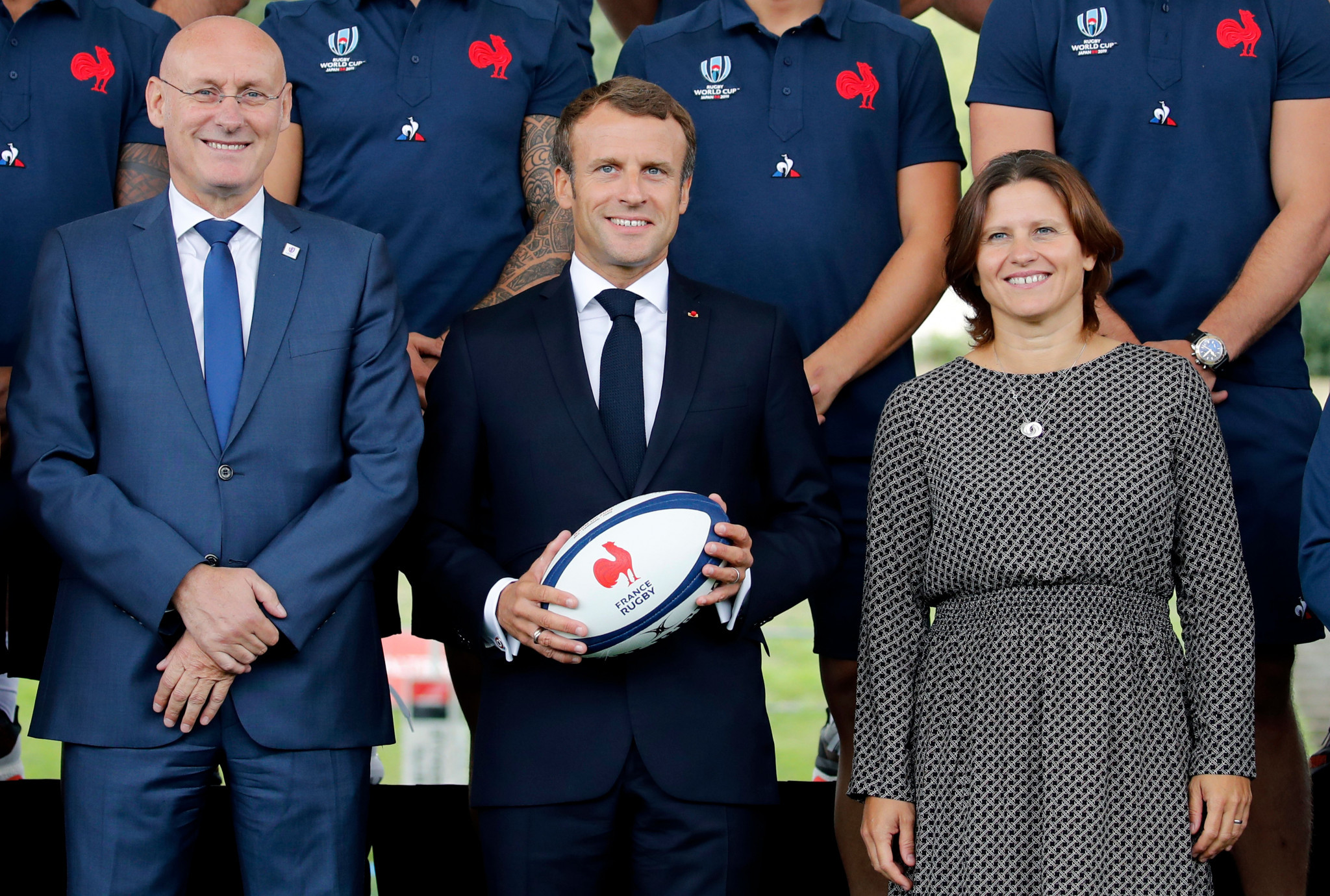 French President Macron to attend 2023 Rugby World Cup draw