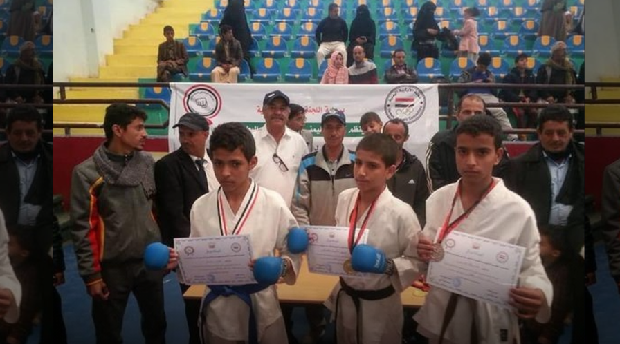 Yemen Olympic Committee backs karate tournament in Sana'a