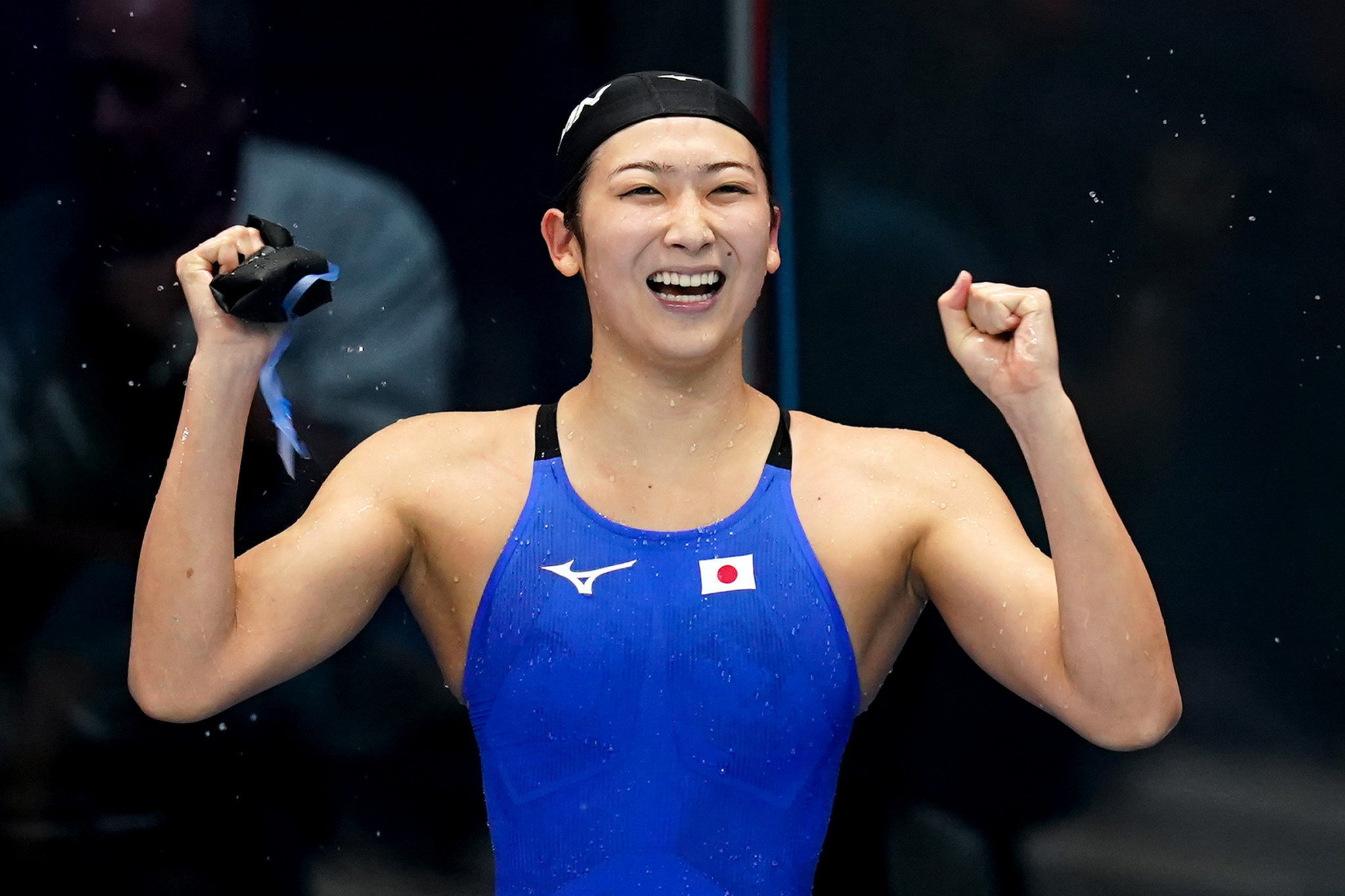 Japanese swimmer Ikee has not ruled out competing at Tokyo 2020 after leukemia recovery
