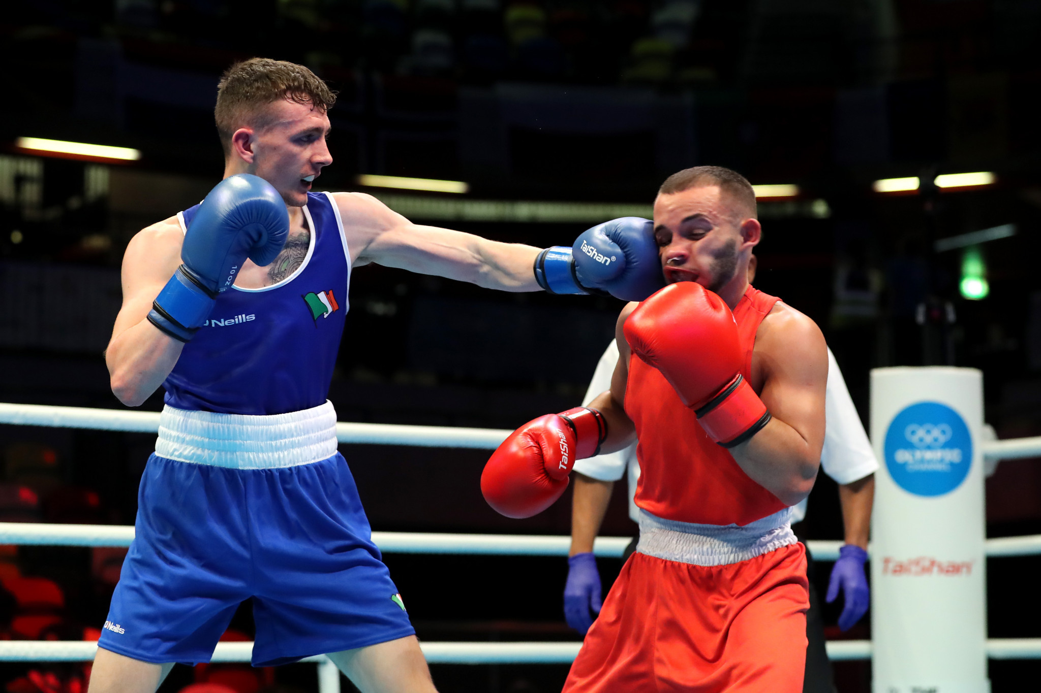 """Ireland's Olympic boxing hopefuls suffer """"body blow"""" as IABA event is postponed"""