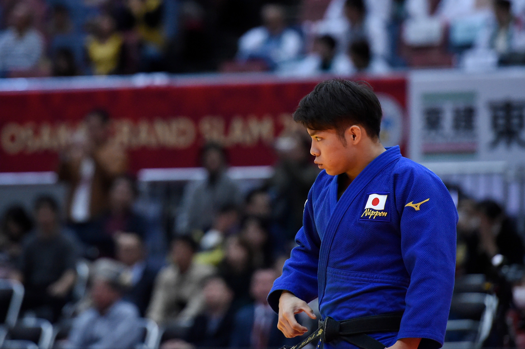 Hifumi Abe completes Japan's judo team for Tokyo 2020 ©Getty Images