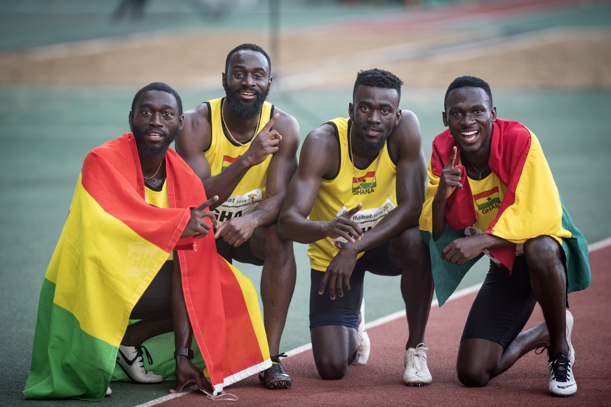 "Ghanaian athletes urged to develop ""mental toolkit"" for 2023 African Games"