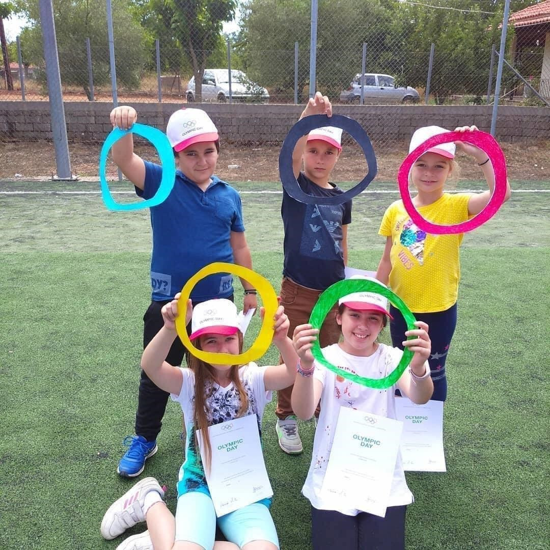 Hellenic Olympic Committee to launch educational programme in Greek schools