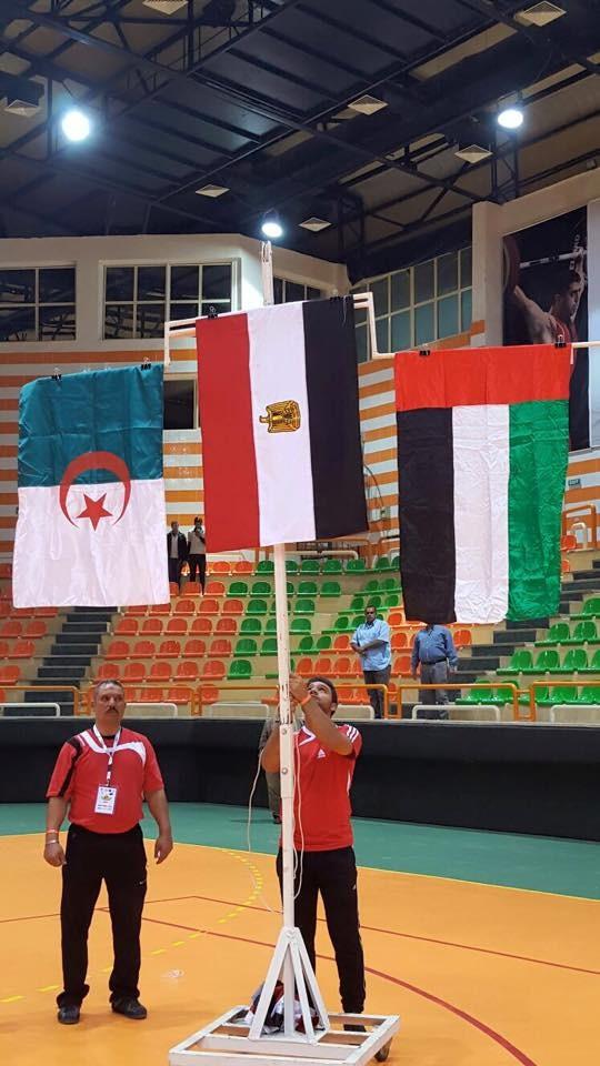 Hosts Egypt dominate Arab Weightlifting Championships in Sharm El Sheikh