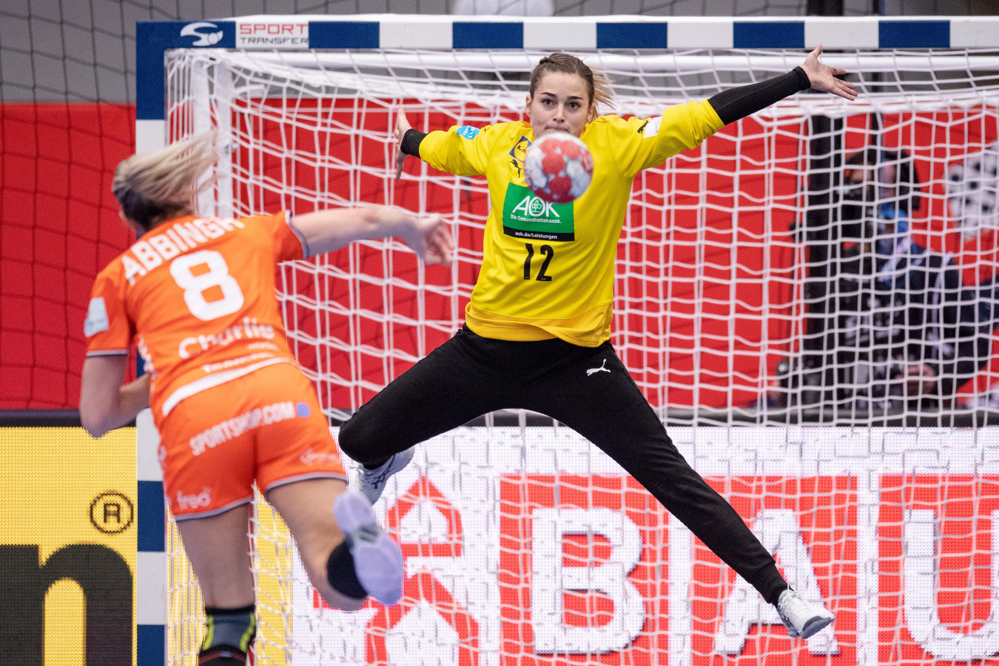 Dutch world champions out of semi-final contention at European Women's Handball Championship