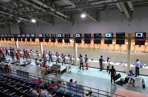 Revamp taking place at Indian shooting centre ahead of rearranged Rio 2016 Asian qualifier