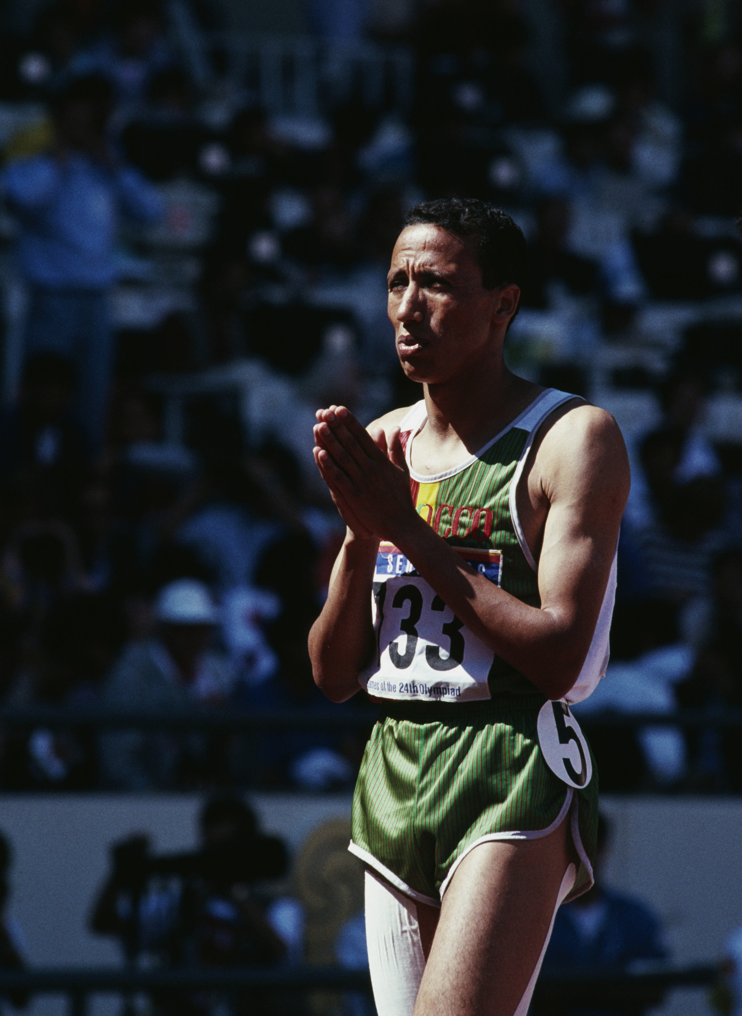 The investigation heard from 1984 Olympic 5,000 metres champion Said Aouita ©Getty Images