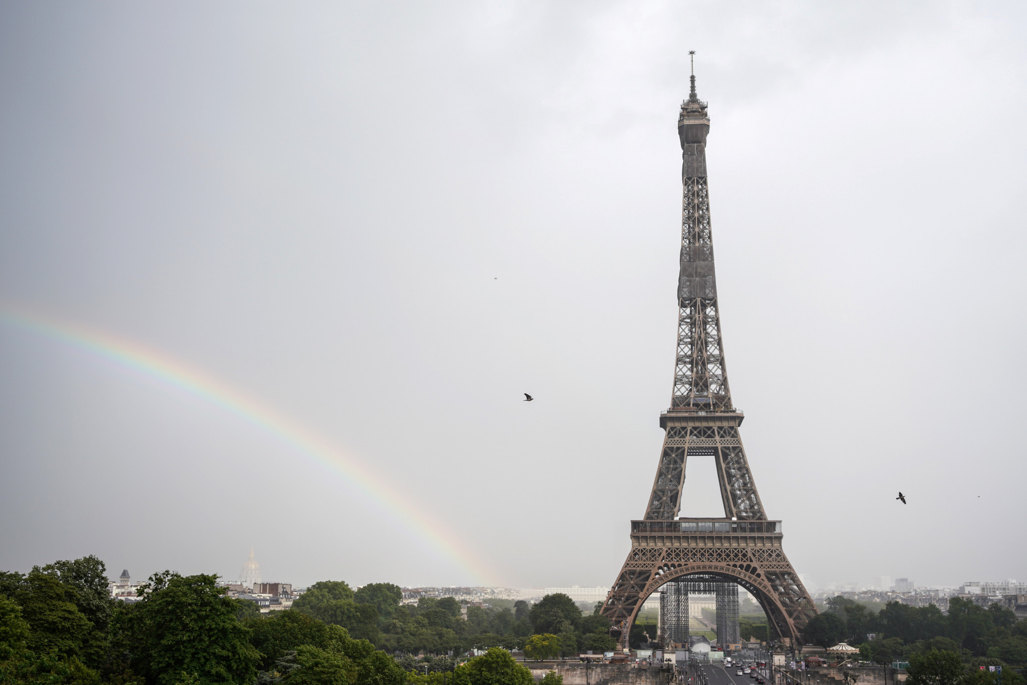 Eiffel Tower announced as main venue for Global Sports Week Paris