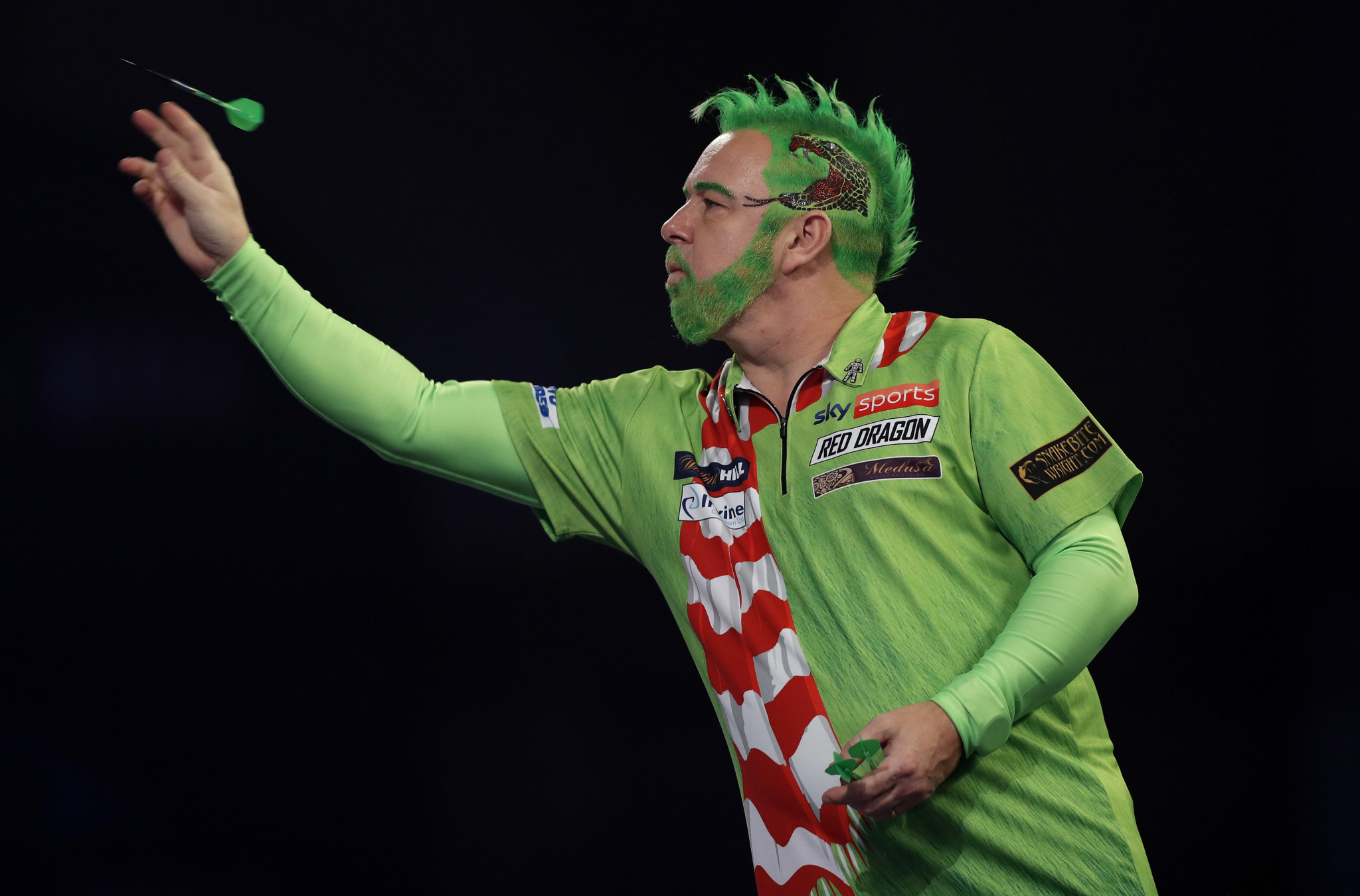 Wright into third round as PDC World Darts Championship begins