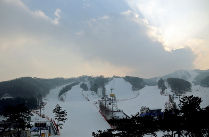 Bokwang is due to host a trio of FIS World Cups next month