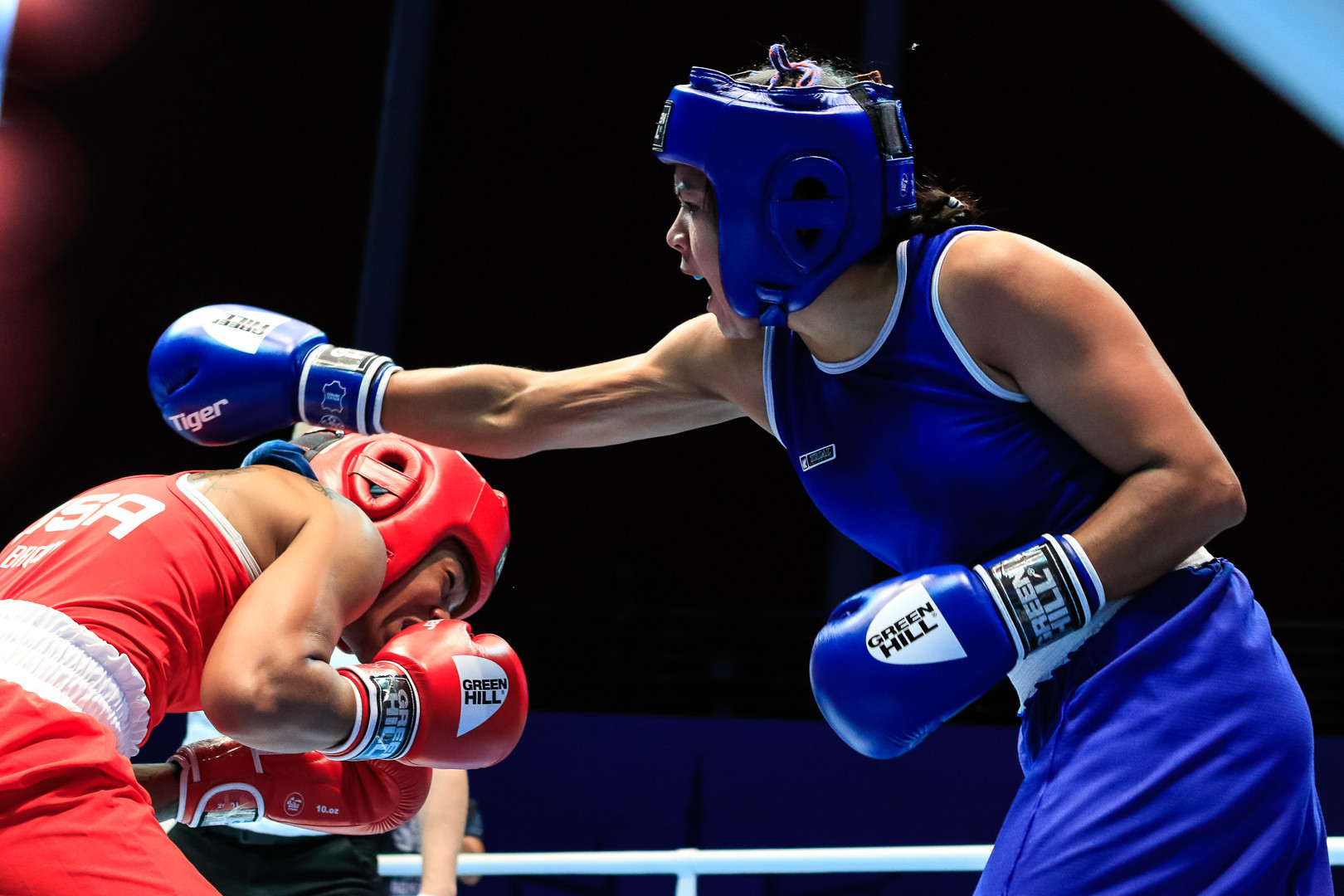 Russia hosted two boxing World Championships last year ©Getty Images