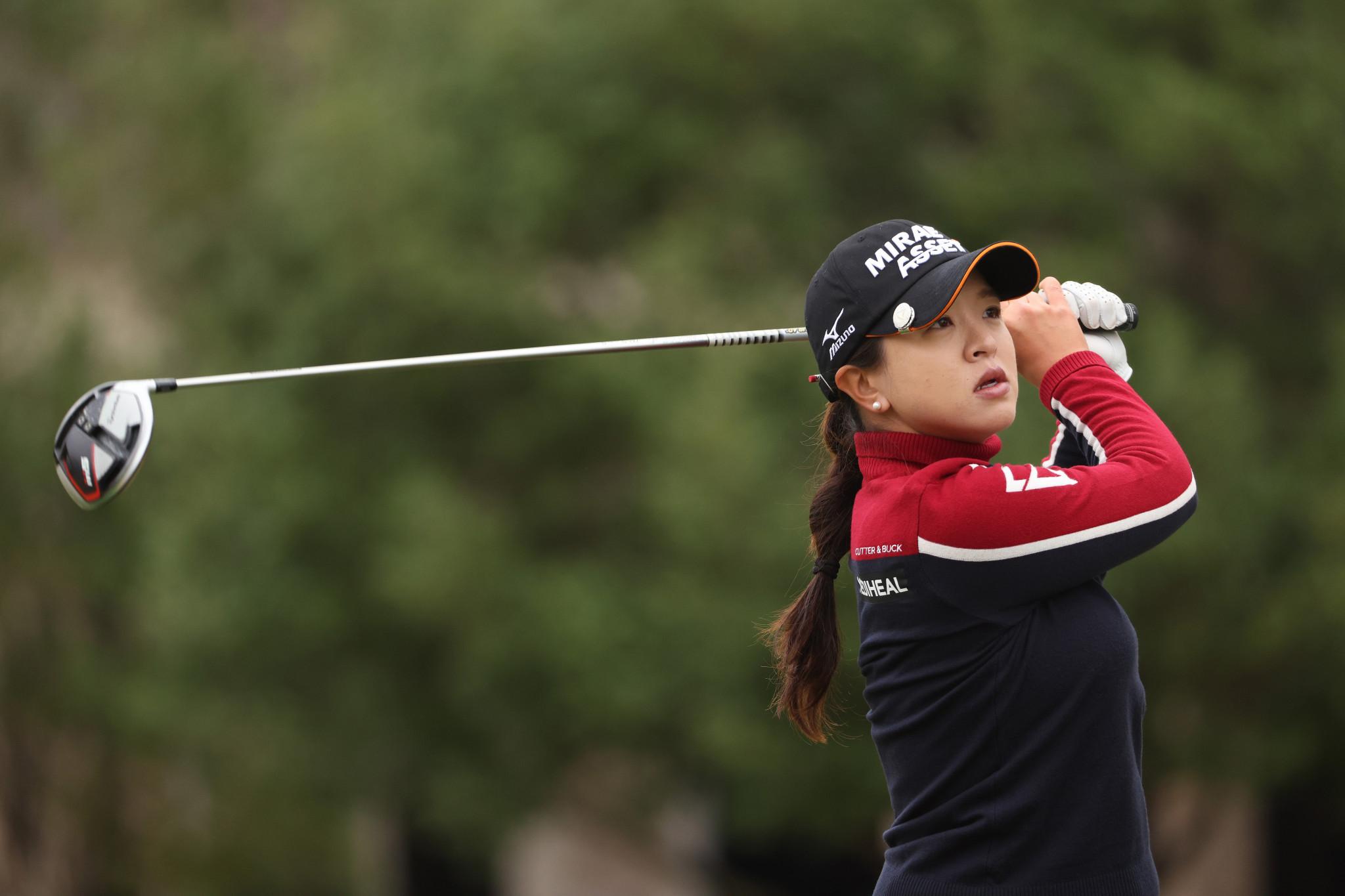 Kim set to defend CME Group Tour Championship title in season finale