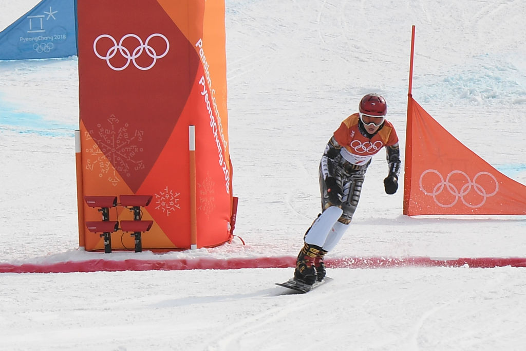 Ledecká to miss Snowboard World Cup in Italy to compete in Alpine skiing event