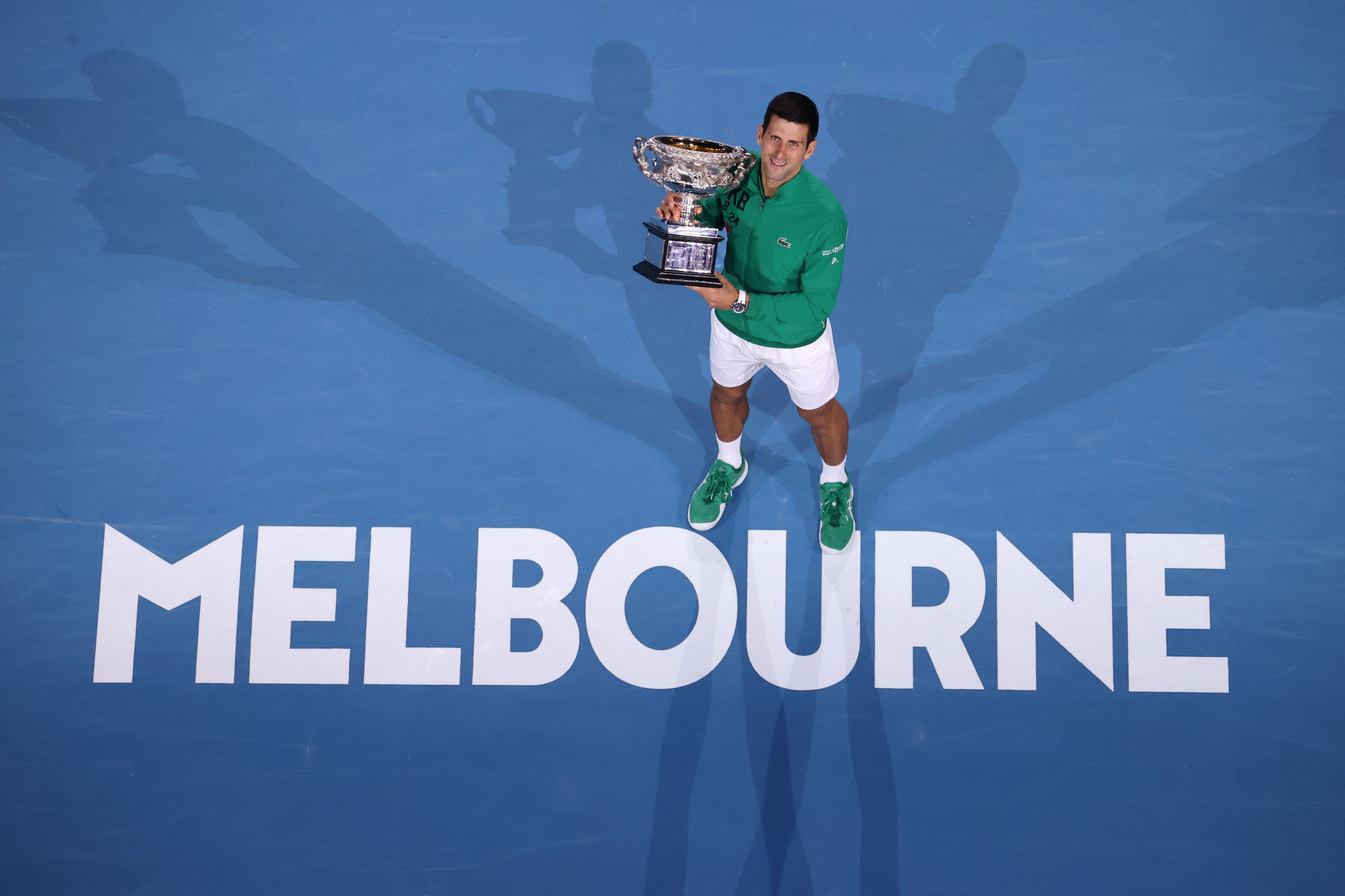 Three tournaments are set to take place in Melbourne before the city hosts the Australian Open in February ©Getty Images