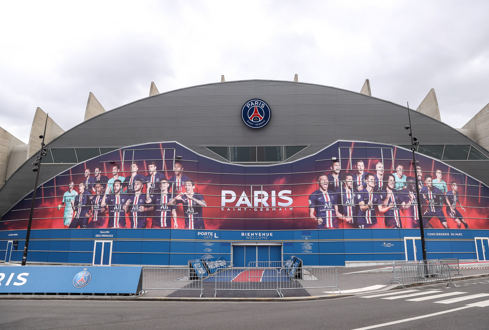 Paris 2024 confirm football venues for Olympic Games