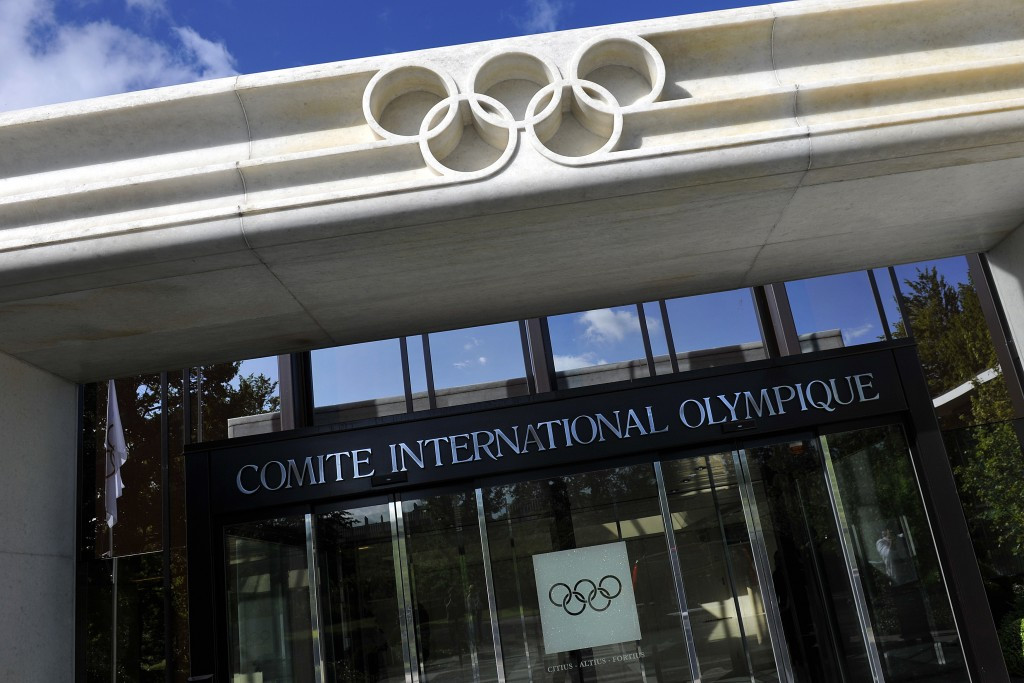 Belgian designer Olivier Debie claims he has still been unable to reach an agreement with the IOC ©Getty Images