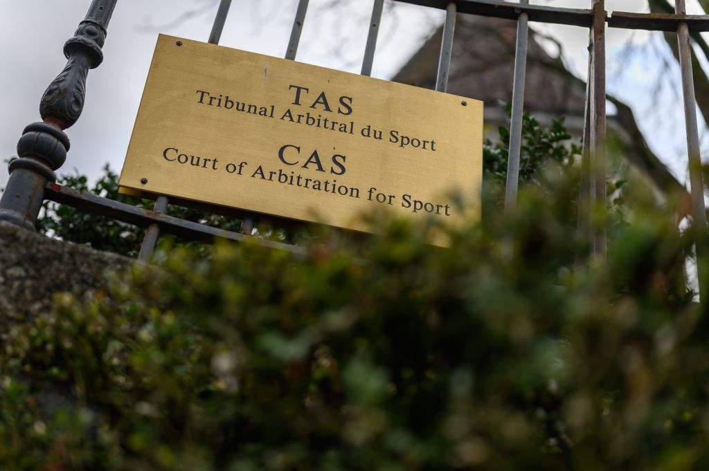 The CAS halved the ban given to Russia by WADA last December ©Getty Images